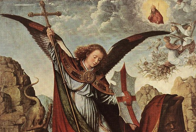 Gerard David «Altarpiece of St Michael»